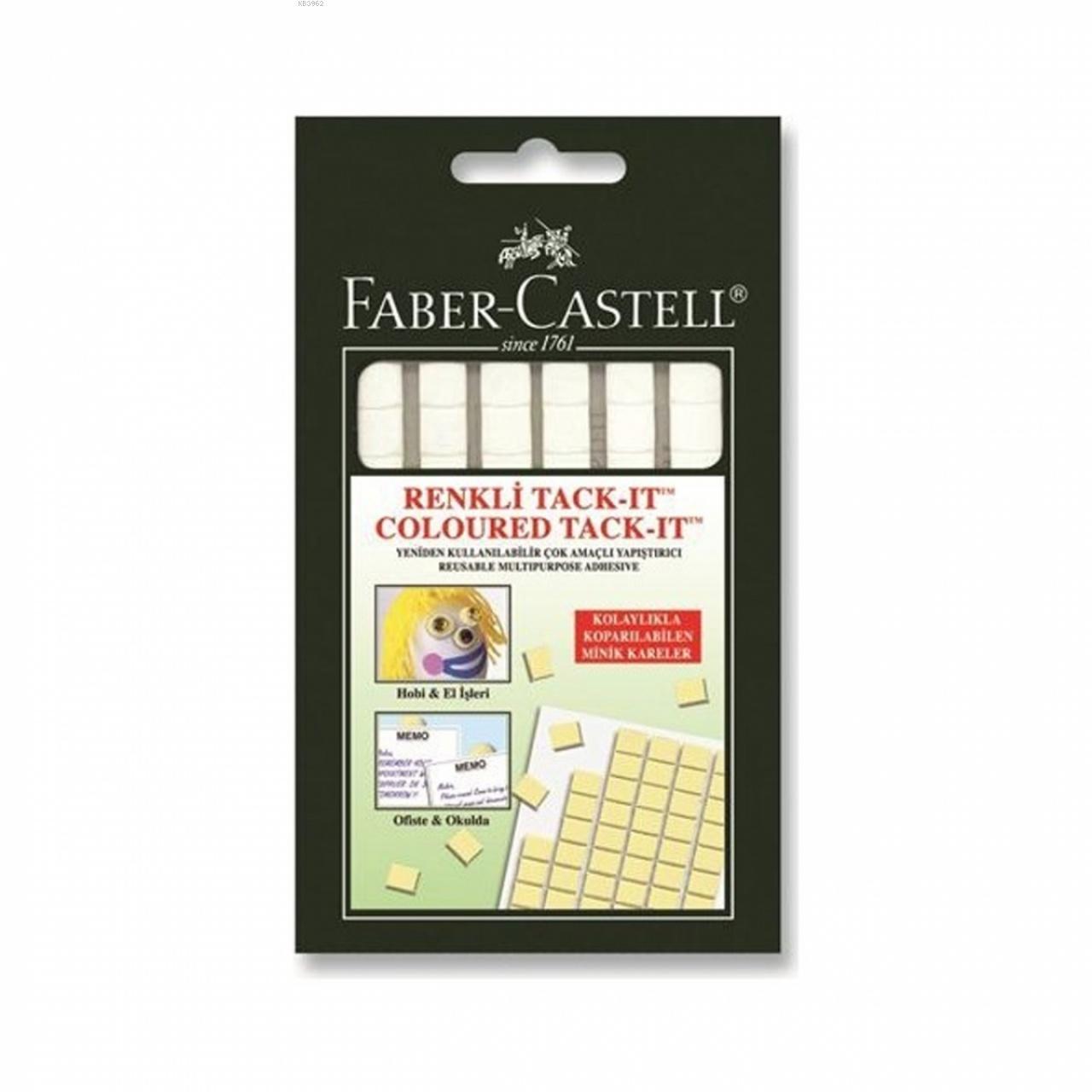 Faber-Castell Tack-İt Beyaz 50Gr.