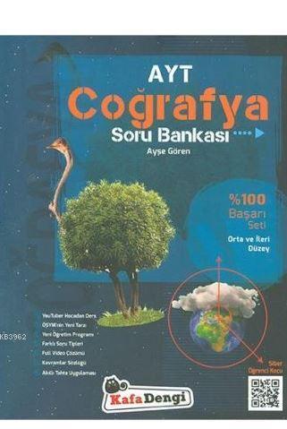 Kafa Dengi Yayınları AYT Coğrafya Orta ve İleri Düzey Soru Bankası Kafa Dengi