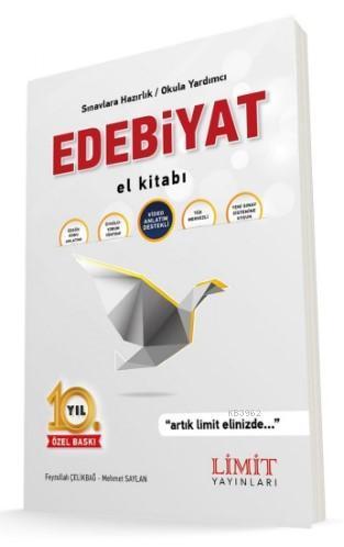 Limit Yayınları AYT Edebiyat El Kitabı Limit