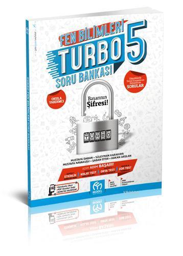 Model Eğitim Yayınları 5. Sınıf Fen Bilimleri Turbo Soru Bankası Model Eğitim