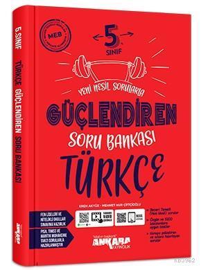 5.Sınıf Güçlendiren Türkçe Soru Bankası