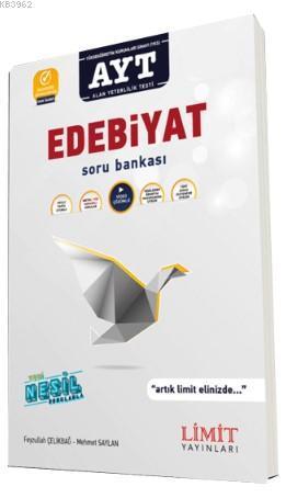 Limit Yayınları AYT Edebiyat Soru Bankası Limit