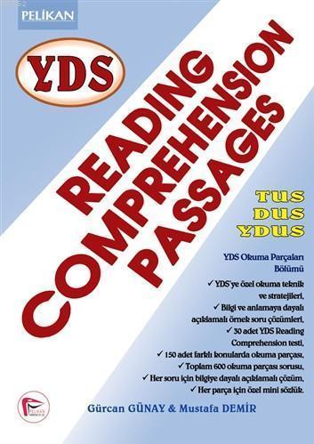YDS Reading Comprehension Passages