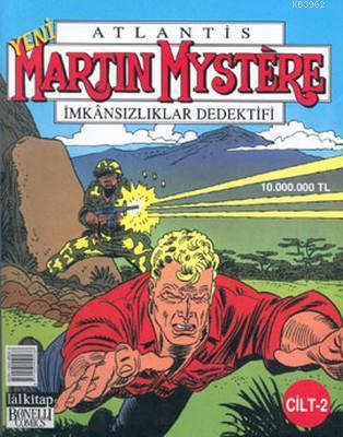 Martin Mystere Cilt: 2