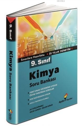 Aydın Yayınları 9. Sınıf Kimya Soru Bankası Aydın