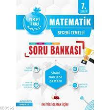 7. Sınıf Mavi Matematik Soru Bankası