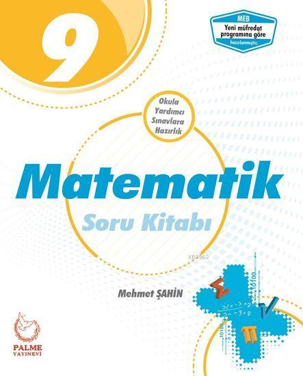 Palme Yayınları 9. Sınıf Matematik Soru Kitabı Palme
