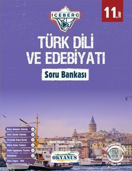 Okyanus Yayınları 11. Sınıf Türk Edebiyatı Iceberg Soru Bankası Okyanus Y