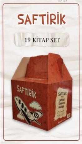 Saftirik Serisi - 19 Kitap Set