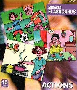 Miracle Flashcards Actions