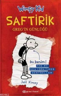 Saftirik Greg'in Günlüğü - Bu Benim!; Saftirik Greg'in Günlüğü - 1