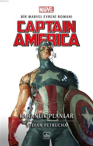 Captain America: Karanlık Planlar