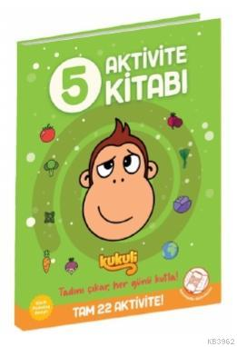 Kukuli Aktivite Kitabı 5