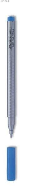 Faber Castell Grip Finepen 0.4 Koyu Mavi 151647
