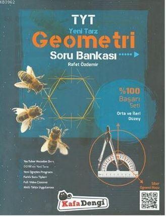Kafa Dengi Yayınları TYT Geometri Orta ve İleri Düzey Soru Bankası Kafa Dengi