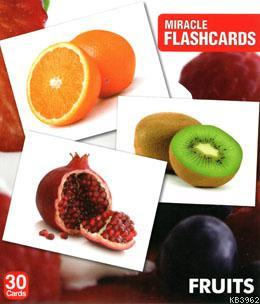 Miracle Flashcards Fruits
