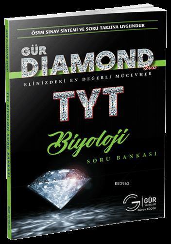 Gür Yayınları DIAMOND TYT Biyoloji Soru Bankası Gür