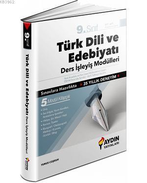 Aydın 9.Sınıf Türk Dili ve Edebiyatı Ders İşleyiş Modülleri
