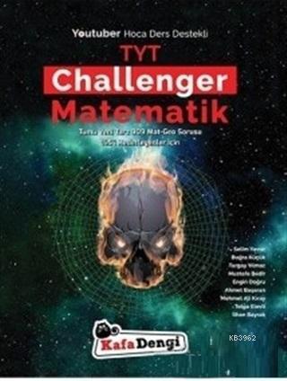 Kafa Dengi Yayınları TYT Challenger Matematik Soru Bankası Kafa Dengi