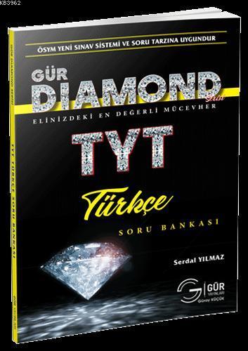 Gür Yayınları DIAMOND TYT Türkçe Soru Bankası Gür