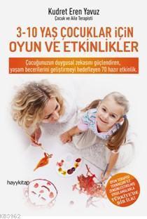 3-10 Yaş Arası Çocuklar için Oyun ve Etkinlikler
