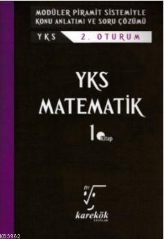 YKS Matematik 1.Kitap; Konu Anlatımlı