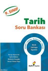 Aydın Yayınları 9. Sınıf Tarih Soru Bankası Aydın