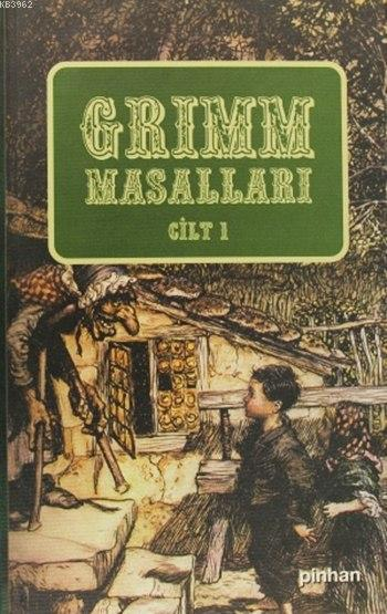 Grimm Masalları Cilt 1 (Ciltli)