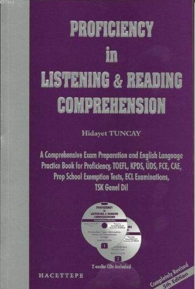 Proficiency in Listening and Reading Comprehension